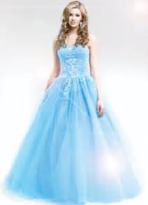 umstandsmode design princess dress blue