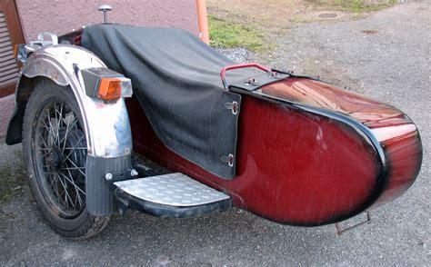 Seitenwagen Sidecar Beiwagen Dnepr Seitenwagen
