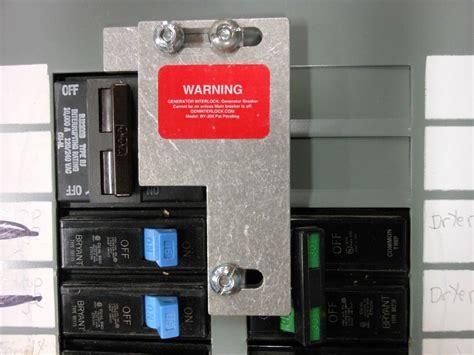 by 200a bryant generator interlock kit 150 or 200