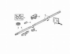 Craftsman 13953964srt Garage Door Opener Parts