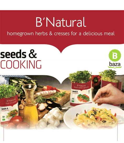 Seeds & Cooking Biosenfkraut Kress  Sprossen Bei Baldur