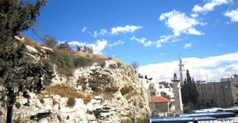 monte golgota terra santa viagens viagens  israel