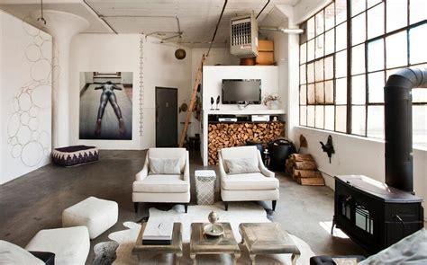 cuisine style usine loft de ville à york au design intérieur inspiré par