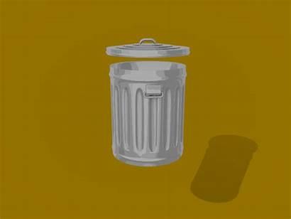 Trash Dribbble Tank Animation Cnn Waste Tweet