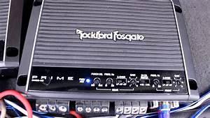 Kicker L5 15  Rockford Fosgate R1200-1d