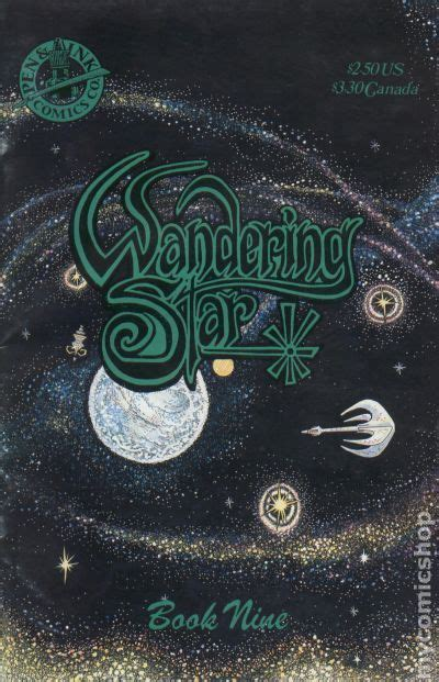 Wandering Star (1993 Pen And Inksirius) 9 Fn