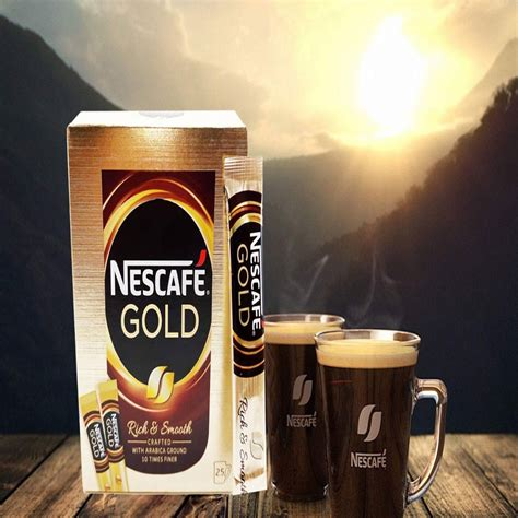 When the grind never stops, from your main hustle to your side, grab the coffee grind that keeps yours going. NESCAFE Gold Rich & Smooth Taste Crafted With Arabica Ground Coffee Beans 10 Times Finer Instant ...