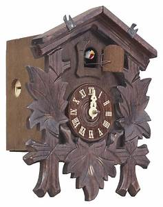 What, Is, Inside, A, Cuckoo, Clock