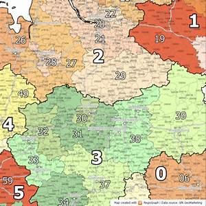 Plz Karte Berlin Kostenlos : postleitzahlenkarte wikipedia ~ Orissabook.com Haus und Dekorationen