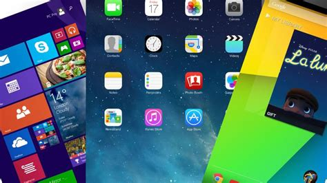 what s the best android tablet apple ios vs android vs windows 8 what s the best