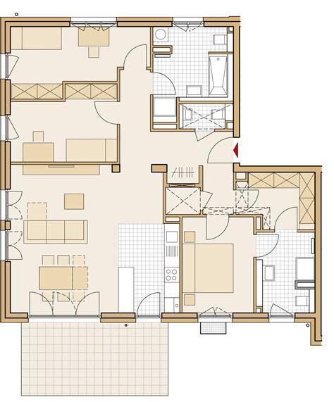 Haus 100 Qm Grundriss by Ger 228 Umige 2 Zimmer Wohnung Frankfurt Enkheim Ca 75 Qm Avec