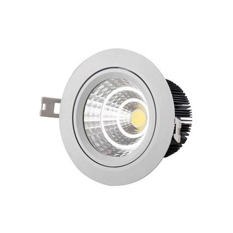 Spot LED COB encastrable 7W - 230V