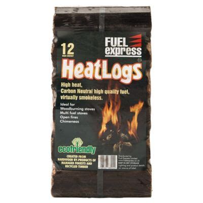 buy fuel express long burning heat logs 12 pack from our