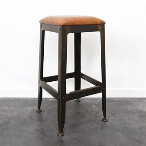 Tabouret De Bar Soldes : tabouret de bar lounge rambler by drawer ~ Dailycaller-alerts.com Idées de Décoration