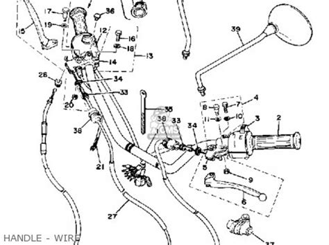 yamaha xs400 wiring diagrams page 3 yamaha xs400 forum www app co