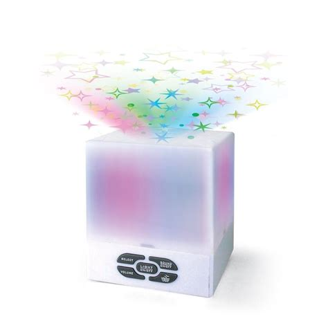 lifemax projector cube light mood relax gentle