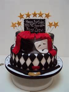 Image of: Mimi Sweet Stylish Cakes Theatre Cake The Way To Make Church Stage Design