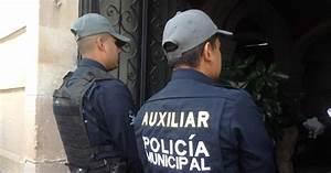 Desaparecer U00e1n Polic U00edas Auxiliares