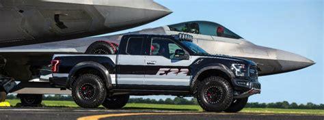 fighter jet inspired ford   raptor   eaa