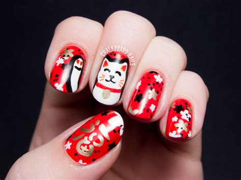 cat nail designs 20 purrfect nail ideas for the proud cat thethings