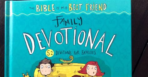 The Bible Is My Best Friend Family