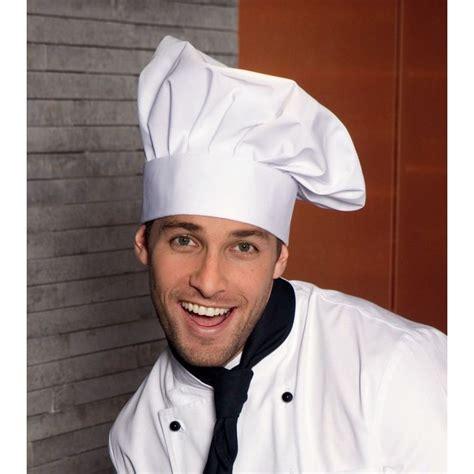 tablier de cuisine pour femme toque chef cuisinier fermeture facile par velcro taille