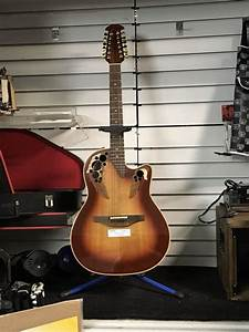 1985 Collectors Series Ovation 12 String Guitar For Sale