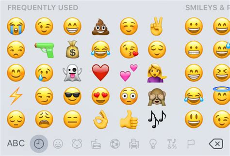 updated iphone emojis ios 10 update best new features for iphone coming