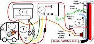 Dometic Control Board Wiring Diagram