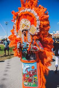 Mardi Gras Indians Social Aid And Pleasure Clubs In New