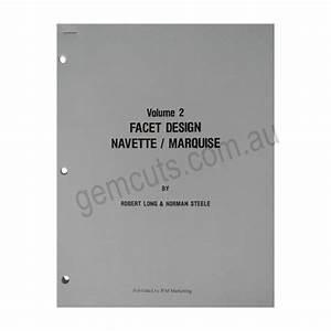 Facet Design Volume 2 - Navette  Marquise  M Marketing