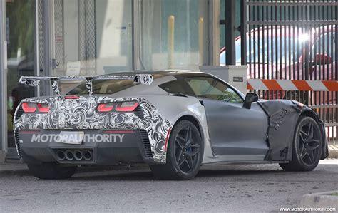 Corvette Zr1 Horsepower by How Much Horsepower Does The New 2018 Chevrolet Corvette