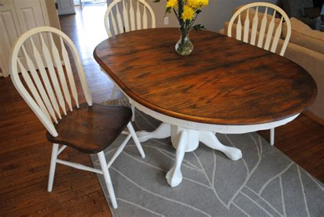 diy shabby chic dining table 38 diy dining room tables page 4 of 4 diy joy