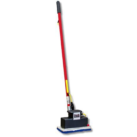 Square Scrub Doodle Floor Machine Scrubber   EGB 9
