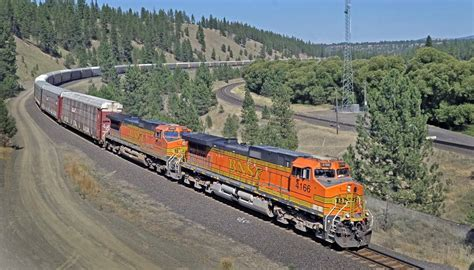 BNSF fined $72K for 239 violations | The Spokesman-Review