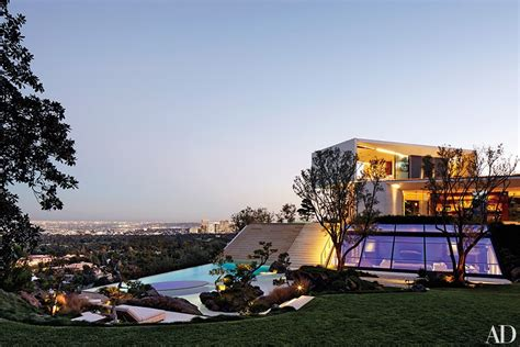 Tour Director Michael Bay's House in California ...