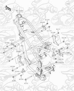 Engine Mount - Klx-150l - Satria Kirana Motor
