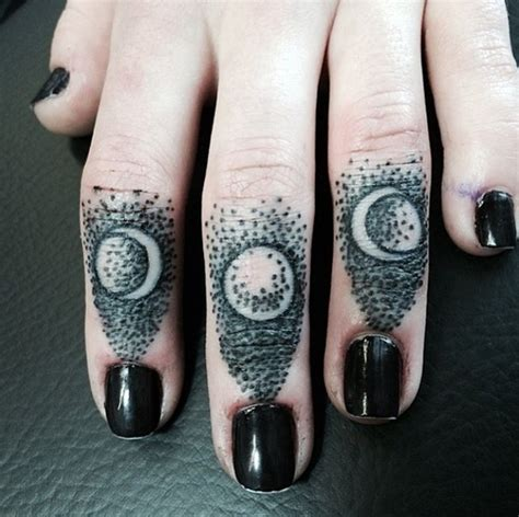 moon phases tattoos designs ideas  meaning tattoos