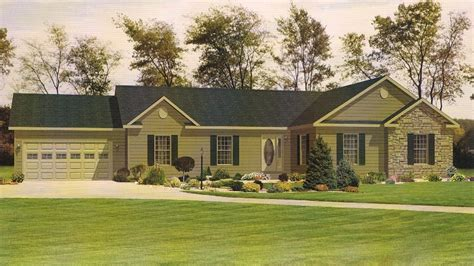 ranch house plans with porch southern ranch style house plans southern front porch brick ranch home with southern living