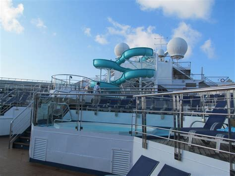 day 2 sea day cruise review 2 ryg s cruise guide