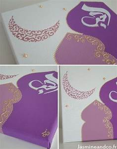 Tableau Porte Orientale : tableau porte orientale diy d co oriental door painting ramadan pinterest ~ Teatrodelosmanantiales.com Idées de Décoration