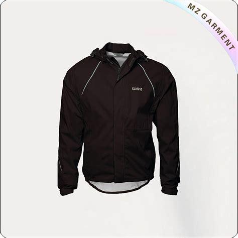 waterproof cycle wear china black waterproof jacket cycling wear oem company