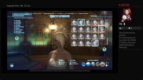 finial fantasy  gold saucer hair quest  youtube