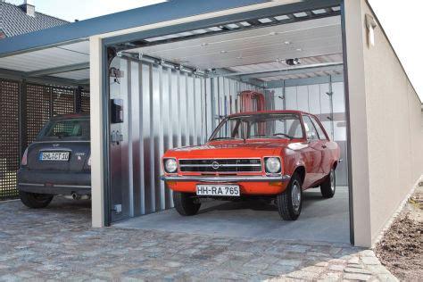 ratgeber garagen fuer den klassiker autobildde