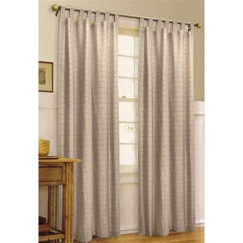 Two Color Curtain Panels by Habitat Princess Faux Satin Curtains 84x84 Quot Tab Top