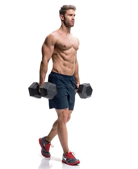 farmers walk deadlift exercise strength farmer carries walking exercises workout improve muscles weights fitness loaded strongman heavy weight kettlebell zercher