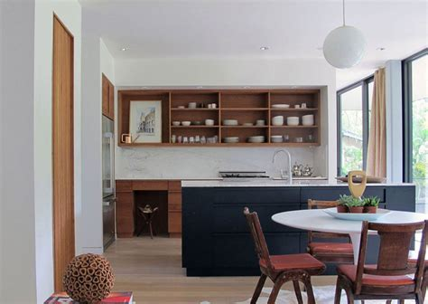 simple open kitchen designs kitchen design idea 19 exles of open shelving 5246