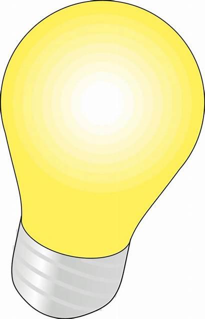 Lightbulb Clip Onlinelabels Svg