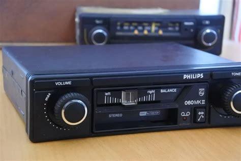 Philips Sprint 22an593 Classic Car Radio Fm
