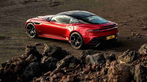 Aston Martin Dbs Cost by Here S A Look At Aston Martin S Launch The Dbs